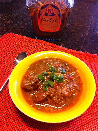 Roux-less Chicken & Sausage Gumbo