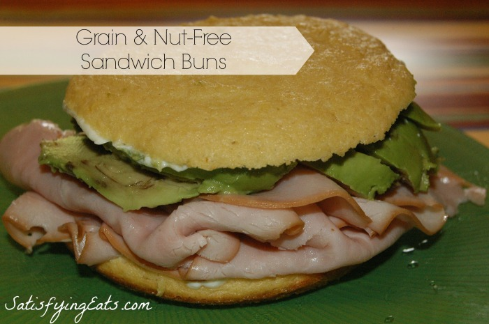 nut-free buns