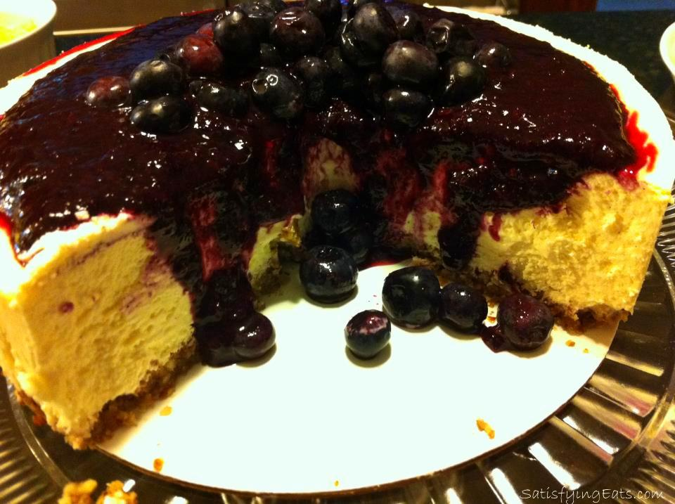 Melissas Famous Cheesecake