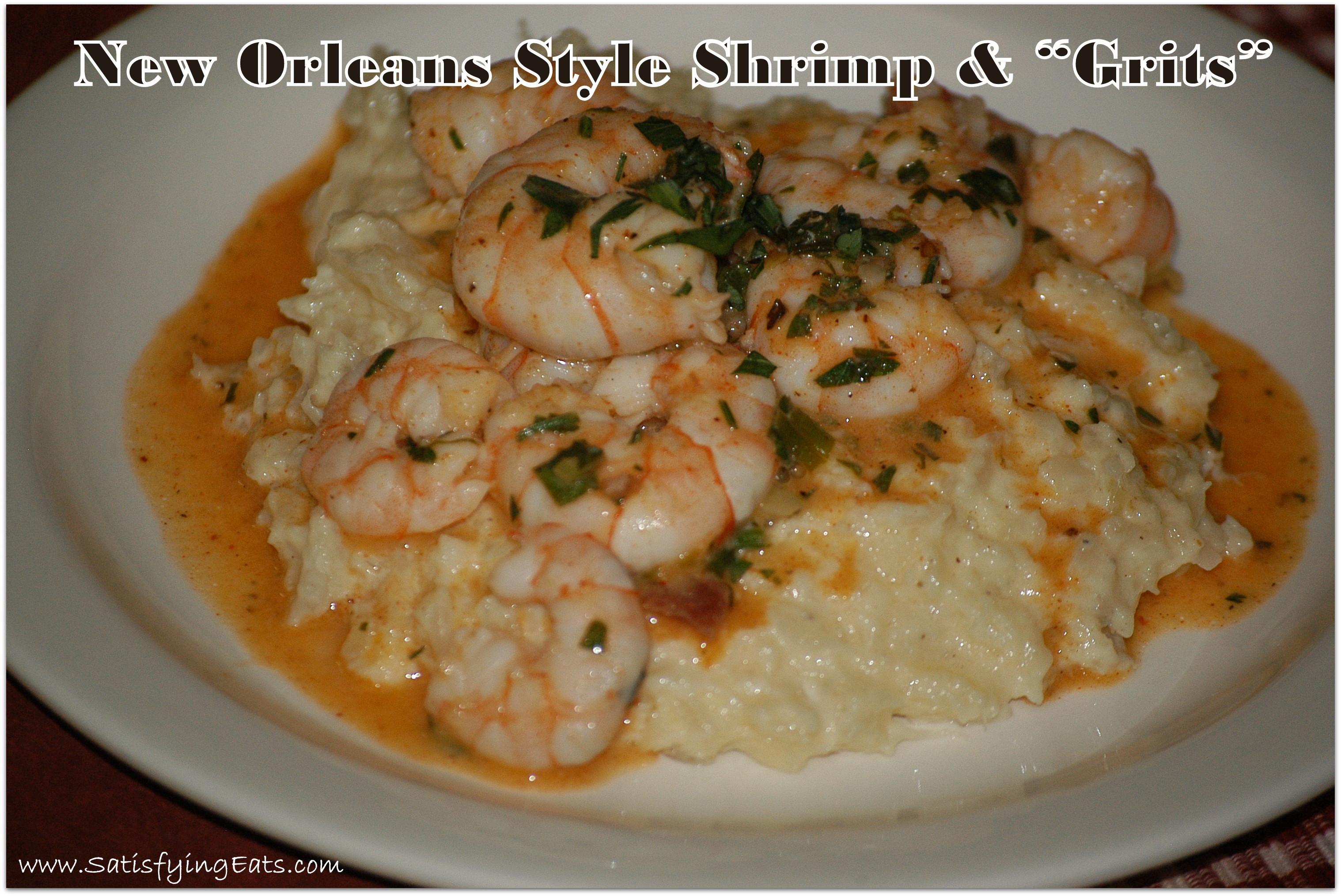 Shrimp & Sausage Creole (Stew)