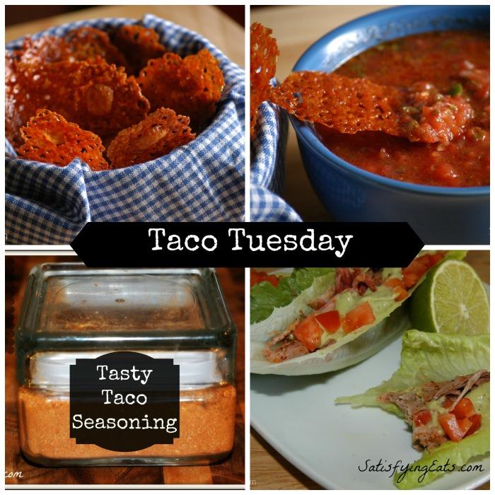 taco seasoning collage2