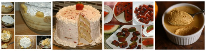 gelatin recipe collage